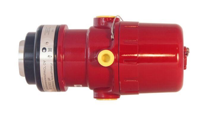 Извещатель пожарный пламени взрывозащищённый ИП 330/3-20 ИК диапазона