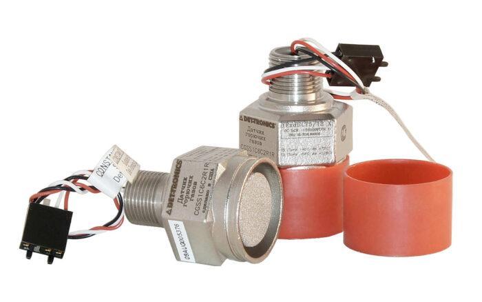 Газоанализатор горючих газов стационарный термокаталитический взрывозащищенный CGS