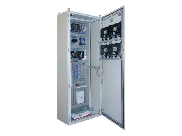 Контроллеры систем пожарной автоматики «СПАРК» на ПЛК GE IP