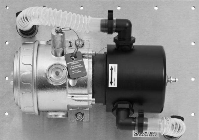 Комплект для монтажа в воздуховодах Q900А1001 (кат. № 007355-901)