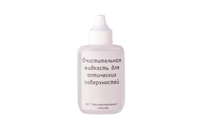 Очистительная жидкость для оптических поверхностей