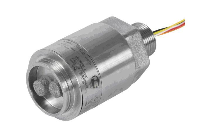 Газоанализатор сероводорода стационарный полупроводниковый взрывозащищенный NTMOS